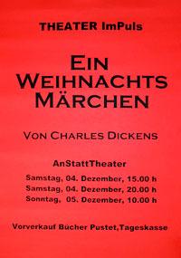 Weihnachtsmaerchen Plakat